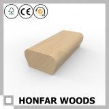Corrimano di legno del materiale da costruzione per la locanda dell'hotel