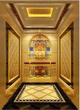 مسافرة مصعد, فندق مصعد آلة غرفة وآلة غرفة أقلّ نوع
