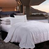 絹の満ちるホテルの羽毛布団の挿入が付いている高品質の綿300tcカバー