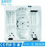 STAZIONE TERMALE esterna delle vasche calde di massaggio del quadrato di alta qualità di Monalisa