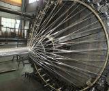 Горизонтальный тип машина заплетения провода