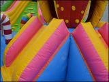 오락 (T6-030)를 위한 거대한 팽창식 장난감 재미 박람회 쾌활한 성곽
