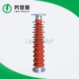 Poste de línea de 132 kV compuesto de polímero aislante