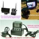 Sistema de reserva sin hilos de la cámara de Opterated de la batería (BR-704WS-BM)