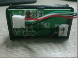 Lecteur de cartes d'USB avec la fonction interrompue