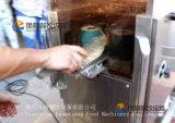 Fgb-170 máquina automática industrial para el filete de la mariposa de los pescados del corte, máquina que parte del vientre de los pescados