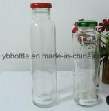 Bottiglie di vetro spremuta/della bevanda