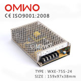 Bloc d'alimentation de mode de commutateur du bloc d'alimentation Wxe-75s-24 d'AC/DC
