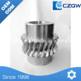De alta potencia de transmisión con engranaje diferencial de la caja de engranajes