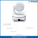 Novo PT 720p Robot Câmera IP sem fio com cartão TF