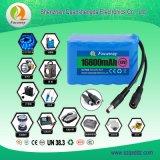 (QSD-168) mehrfache Zeichenketten 16800mAh und paralleler Lithium-Ionenbatterie-Satz
