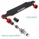 Koowheel D3m aufgeladenes Longboard elektrisches Skateboard mit Fernsteuerungs