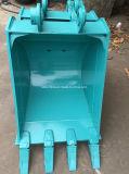 歯を搭載する標準バケツ容量0.8m3の掘削機のバケツ