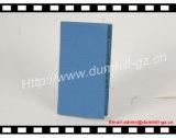 تصميم طويلة زرقاء لون منظّم دفتر شيكات محفظة