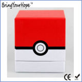 Pokemon Go bola mini altavoz Bluetooth con luz LED (XH-PS-644)