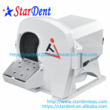 Ajustador modelo dental do equipamento de laboratório com disco do diamante