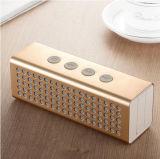 Altofalantes portáteis estereofónicos sem fio de Bluetooth do banco da potência do cartão do TF da sustentação