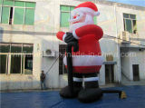 Decoração inflável do Natal de Lowes, Papai Noel com preço barato
