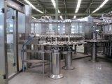 満ちることを洗浄する炭酸飲み物1台の機械に付き3台をキャップする