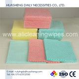 Toalhas descartáveis de toalhas de limpeza do agregado familiar