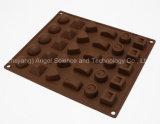 Bac à glace en silicone à cavité 30 Pouding au chocolat Jerry Moule Si27