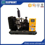 Низкий генератор потребления 68kw 85kVA Lovol тепловозный с коробкой управления