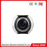FHD 3D 360 panoramische Vr Vorgangs-Kamera mit kugelförmigem Objektiv