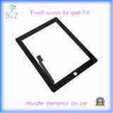 Auflage-vorderer Glasscreen-Analog-Digital wandler für iPad 3/4 Ersatzteil