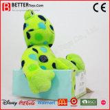 Jouets de bébé de grenouille de peluche de jouet de peluche