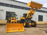 2ton/3ton/4ton/5トンの車輪のローダー