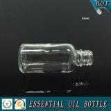 30ml 1oz löschen Glastropfenzähler-Flasche mit kindersicherer Schutzkappe