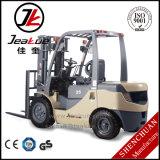 Chariot 2t et 2.5t gerbeur diesel allemand de qualité de Jeakue
