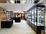 Складывая стеклянная система кухонного шкафа для выставки и действия искусствоа
