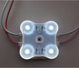 Alto brillo 4LEDs Módulo LED IP65 5050