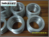 OEM CNCの旋盤機械アルミニウムは急速なプロトタイプを分ける
