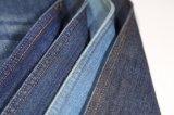 SGS 11ozのあや織りの綿ポリエステル濃紺のデニムファブリック