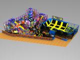 Trampoline Playground (QL - 034)