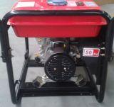 CE 4-Stroke/Generador diesel silencieux réglé (EM8000SE)
