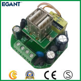 Mic電子製品のための二重ポートUSBの充電器の熱い販売