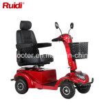 Scooter com quatro rodas Scooter móvel 400W para sénior