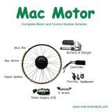 ハブモーター車輪の自転車の電動機