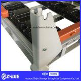 Lager-Speicher-Energien-überzogene Stahlreifen-Ladeplatte, die Zahnstange für Verkauf stapelt