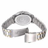 Il quarzo d'acciaio di lusso del braccialetto di marca dell'annata dell'oro della Rosa di nuovo arrivo guarda le donne