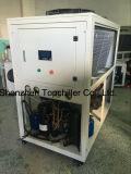 refrigeratore raffreddato aria portatile 25kw-38kw per il raffreddamento a semiconduttore