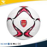 低価格滑り易いTPU物質的な中国のサッカーボール