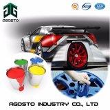 Pintura del coche de la fábrica de Agosto movible para el reacabado del coche