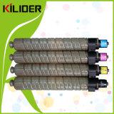 Toner compatible de cartouche d'imprimante laser de copieur de la couleur Mpc2500 de Ricoh