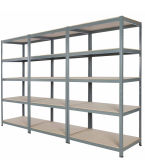 Shelving entalhado do ângulo/cremalheiras leves do dever