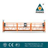 Plate-forme de fonctionnement suspendue chaude de soudure en acier de la galvanisation Zlp630