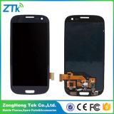 Белый черный агрегат экрана LCD телефона для цифрователя касания галактики S3 Samsung
